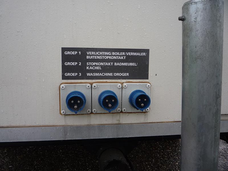 Tijdelijke Mobiele Badkamer : Badkamer unit huren bij aannemersbedrijf wiggers winterswijk